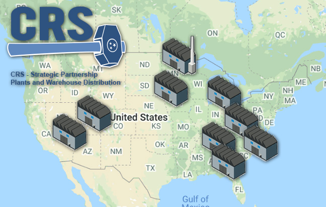 CRS Warehouses